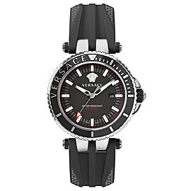 Versace V-Race Diver Black 46MM VEAK00118