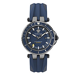 Versace V-Race Diver Blue 46MM VEAK00218
