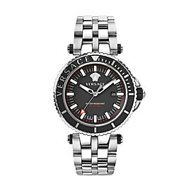 Versace V-Race Diver Black 46MM VEAK00318