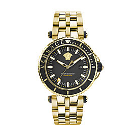 Versace V-Race Diver Black 46MM VEAK00618