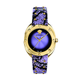 Versace Shadov Purple 38MM VEBM00218