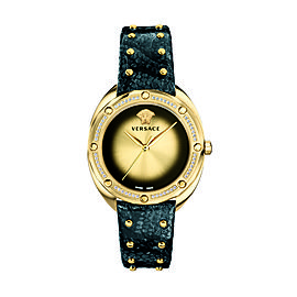 Versace Shadov Gold 38MM VEBM01118