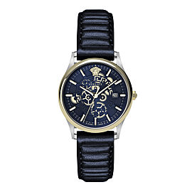 Versace Aiakos Blue 44MM VEBS00218