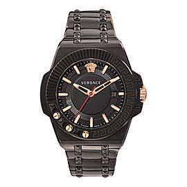 Versace Black 45 mm VEDY00719