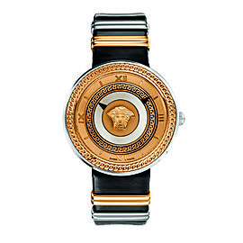 Versace V-Metal Icon Two Tone 40MM VELC00218