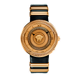 Versace Black 40 mm VELT00119