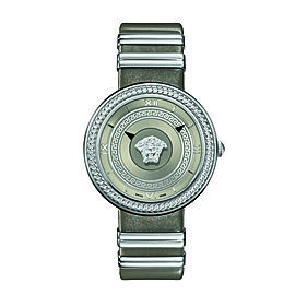Versace V-Metal Icon Silver 40MM VELC01218