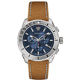 Versace Casual Chrono Blue 48MM VERG00218