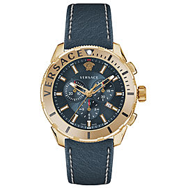 Versace Casual Chrono Blue 48MM VERG00418