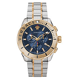 Versace Casual Chrono Blue 48MM VERG00618