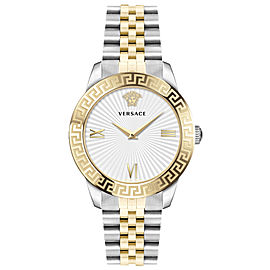 Versace White 46 mm VEBV00319