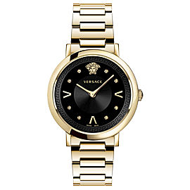 Versace Black 44 mm VEHB00419