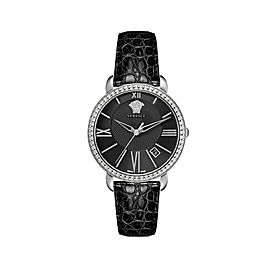 Versace Krios Black 38MM VM6010014