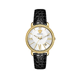 Versace Krios White 38MM VM6020014