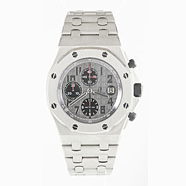 Audemars Piguet Royal Oak Offshore Mens Titanium Watch