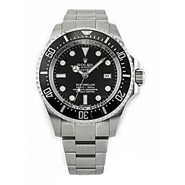 Rolex Sea-Dweller Deepsea Stainless Steel Watch 116660
