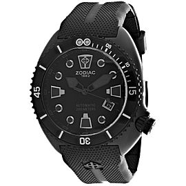 Zodiac Oceanaire ZO8015 44mm Mens Watch