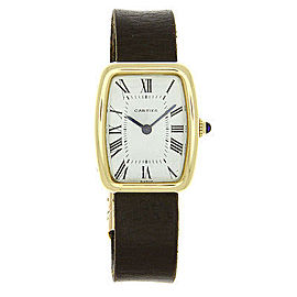 Cartier Tortue Vintage 22mm Womens Watch