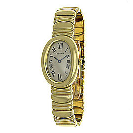 Cartier Baignoire 1954 22mm Womens Watch