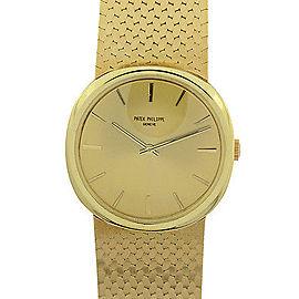 Patek Philippe 3544/1 Vintage 34mm Mens Watch