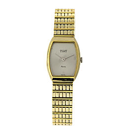 Van Cleef & Arpels VCA3 18K Yellow Gold Womens Watch