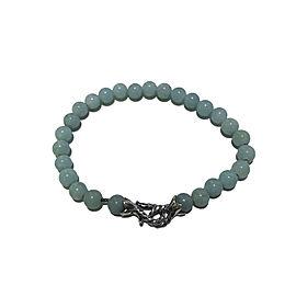 David Yurman 6mm Amazonite Spiritual Bead Bracelet