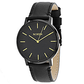 Nixon Men's Porter Leather