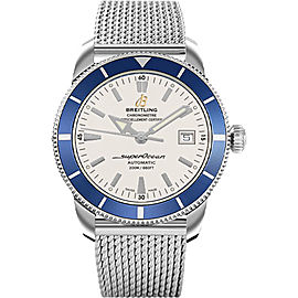 Breitling SuperOcean Heritage A1732116-G717SS Stainless Steel 42mm Mens Watch