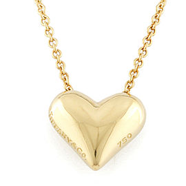 TIFFANY&Co. 18K yellow Gold Necklace CHAT-344