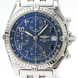 Polished BREITLING Chronomat Steel Automatic Mens Watch A13050.1