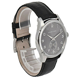 HAMILTON Jazzmaster THINLINE H384110 Small seconds Quartz Men's Watch