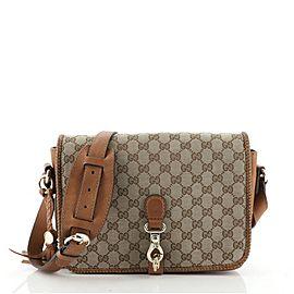 Gucci Marrakech Messenger Bag GG Canvas Medium