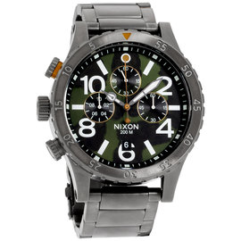 Nixon 48-20 Chrono A4862069-00 48mm Mens Watch