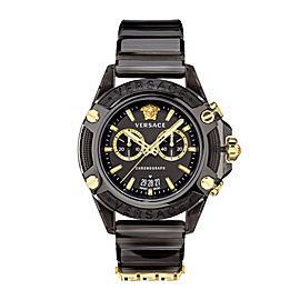 Versace Black 44MM VEZ700421