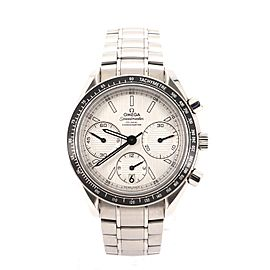 Omega Speedmaster Racing Co-Axial Chronograph Automatic Watch Stainless Steel 40