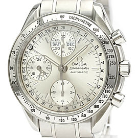 OMEGA 3523.30 Speedmaster Stainless steel Triple Date Automatic Watch