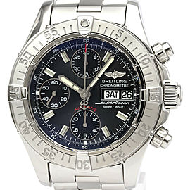 BREITLING A13340 Super Ocean Stainless steel Chrono LTD Edition Watch HK-2498