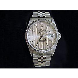 Rolex 16220 Datejust 36mm Mens Watch