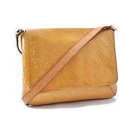 Louis Vuitton Monogram Vernis Thompson Street Shoulder Bag