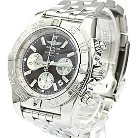 BREITLING Chronomat 44 Steel Automatic Mens Watch AB0110