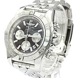 BREITLING Chronomat 44 Steel Automatic Mens Watch AB0110