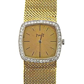 Piaget Diamond Gold Ladies Watch