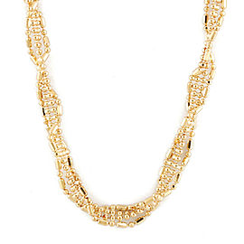 "18k Yellow Gold 16.3"" Necklace"