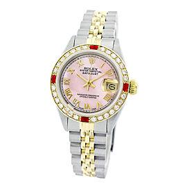 Rolex Datejus 6917 26mm Womens Watch