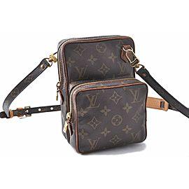 Louis Vuitton Monogram Amazone Shoulder Bag Old Model