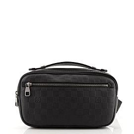 Louis Vuitton Ambler Bag Damier Infini Leather