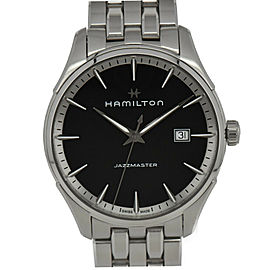 HAMILTON Jazzmaster Gent H324510 black Dial Quartz Men's Watch