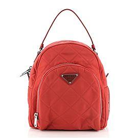 Prada Zaino Backpack Quilted Tessuto