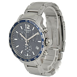 TISSOT Quickster T095.417.11.047.00 Quartz Men's Watch