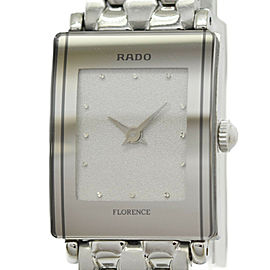 RADO Florence 153.3715.4 Silver Dial Quartz Ladies Watch